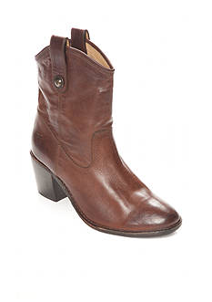 Frye Jackie Button Short Boot
