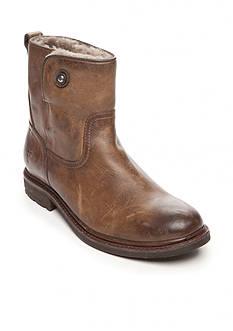 Frye Mara Button Short Boot