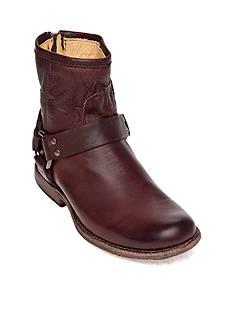 Frye Phillip Harness Short Boot