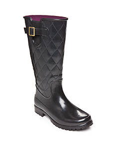 Sperry Pelican Quilted Rain Boot