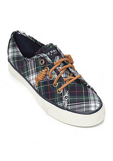 Sperry® Seacoast Plaid Sneaker