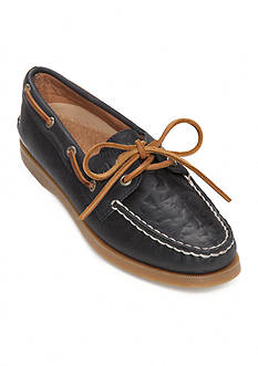 Sperry® A/O 2-Eye Embossed Boat Shoe