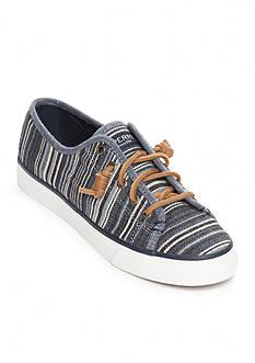 Sperry Seacoast Denim Stripe Sneakers
