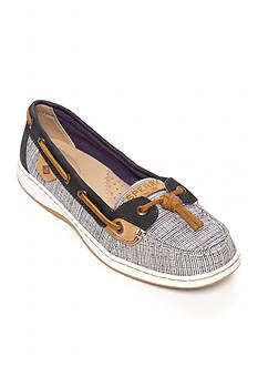 Sperry Dunfish Cross Hatch Boat Shoe
