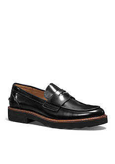 COACH Indie Loafer