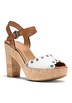 COACH April Platform Sandal