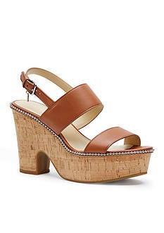 COACH Quartz Platform Sandal