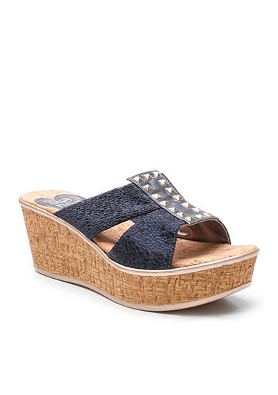 Love and Liberty™ Nadia Wedge Sandal