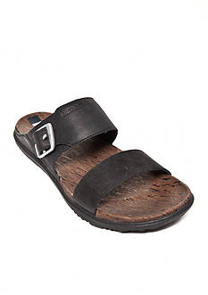 Merrell Around Town Buckle Slide Sandals
