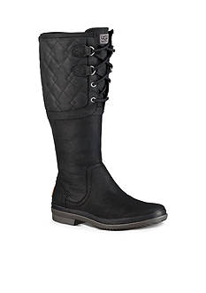 UGG Australia Elsa Decco Quilt Tall Boot