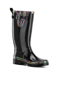 Sakroots Rhythm Tall Rain Boot