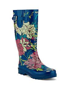 Sakroots Rhythm Tall Rain Boot