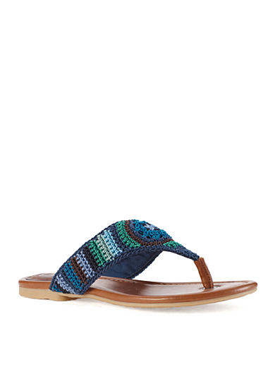 The Sak Shana Crochet Sandal