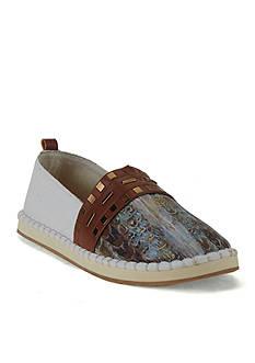 The Sak Echo Feather Slip On Shoe