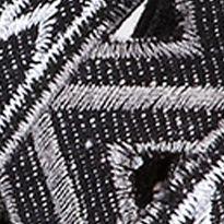 Women's Shoes: Espadrilles: Black Denim Embroidery The Sak Ella Essence Espadrille Shoes