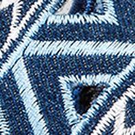 Women's Shoes: Espadrilles: Blue Denim Embroidery The Sak Ella Essence Espadrille Shoes