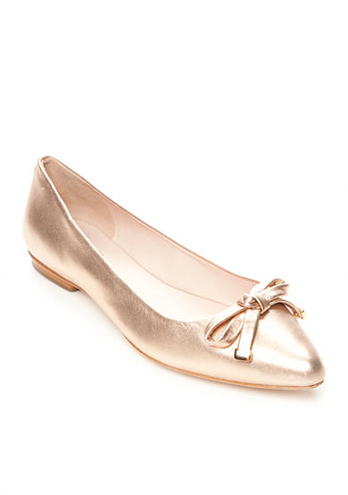 kate spade new york® Emma Pointed Toe Ballet Flat