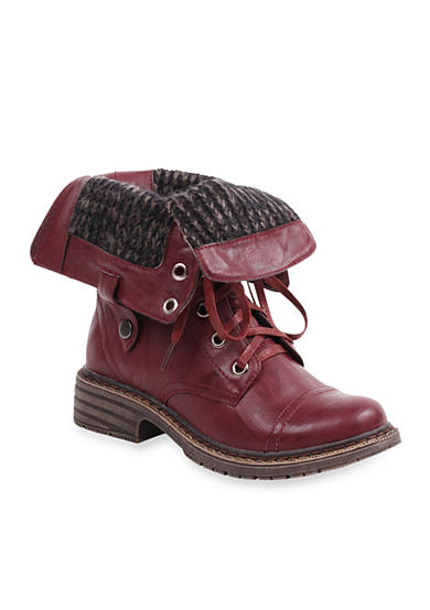 WANTED® Crowley Bootie