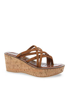 Sam Edelman Reana Cork Wedge Sandal