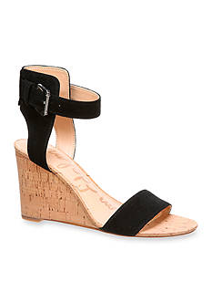 Sam Edelman Willow Cork Wedge Sandal