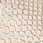 Womens Designer Flats and Loafers: Lightt Gold Summit White Mountain Kelley Italian Leather Open Back Flat