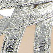 Shoes: Nina Women's: Silver Nina Callie Sandals
