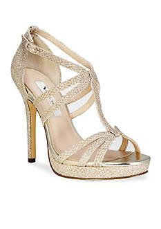 Nina Fanetta Platform Sandal