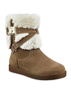 G by GUESS Ashlee Faux Fur Booties