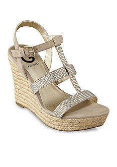 G by GUESS Elegace Wedge Sandal