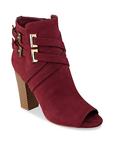 G by GUESS Jackson Peep Toe Bootie