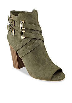 G by GUESS Peep Toe Shooties