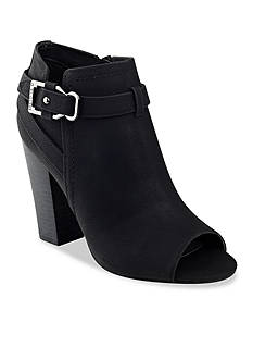 G by GUESS Julep Peep Toe Shootie