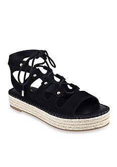G by GUESS Keeny Plat Espadrille Gladiator Sandal