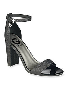 G by GUESS Shantel3 Block Heel Sandal