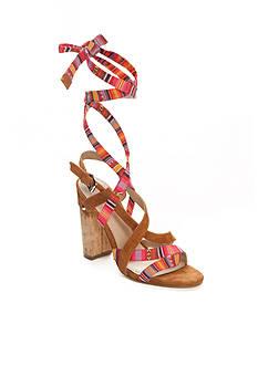 GUESS Cariel Ankle Wrap Sandal