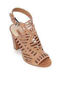 GUESS Essty Laser Cut Sandals