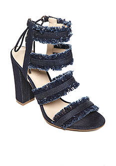 GUESS Evira Fringe Sandal