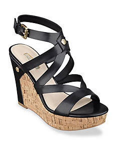 GUESS Harlee Wedge Sandal