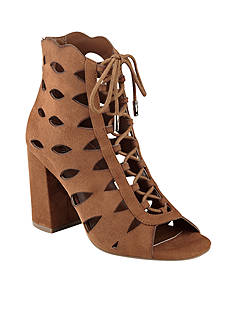 GUESS Owina Lace-Up Bootie