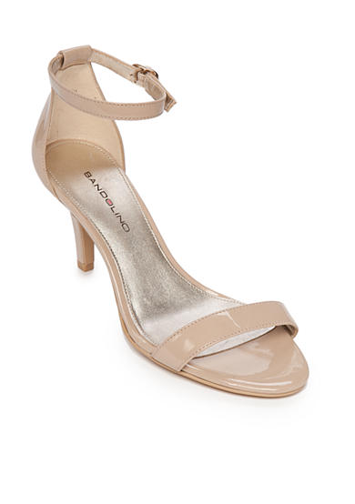 Bandolino Madia Mid Heel Sandal - Available in Extended Sizes