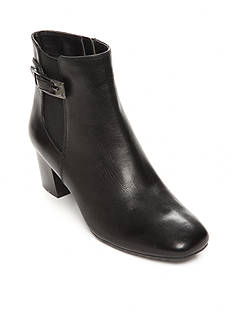 Bandolino Lethia Side Gore Tailored Bootie