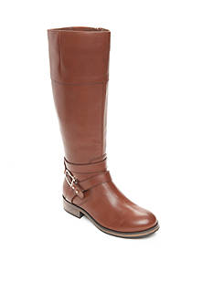 Bandolino Tessi Riding Boot - Available in Wide Calf