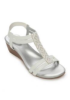 Bandolino Hippo Embellished Sandals
