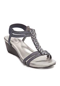 Bandolino Hippo Embellished Sandal