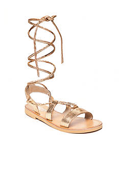 Kenneth Cole Reaction Zoom In Flat Laceup Sandal