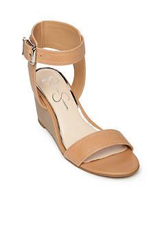 Jessica Simpson Cristabel Mid Wedge Sandal