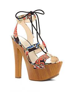 Jessica Simpson Doreena High Heel Platform Sandal