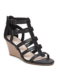 Jessica Simpson Shalon Gladiator Wedge Sandal