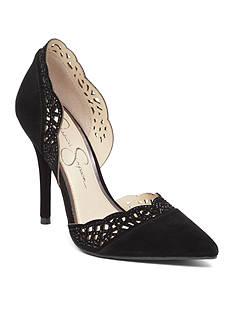 Jessica Simpson Teriann High Heel