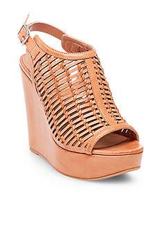 Madden Girl Chaarade Huarache Wedge Sandal